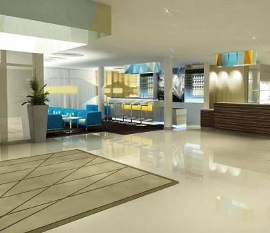 Rénovation hôtel de luxe : intervention sur Plomberie sanitaire, Climatisation, ventilation
