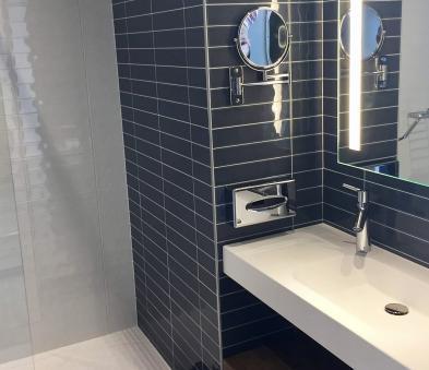 Intervention sur plomberie sanitaire, climatisation, ventilation à L'Hôtel Sainte-Barbe